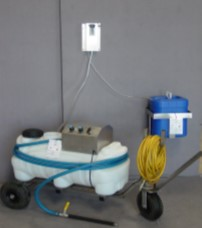 vehicle and machinery cleaning equipment